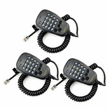 3* DTMF MH-48A6J Microphone 6Pin for Yaesu FT-7100M/7800/8800 8900 Car Radio Mic