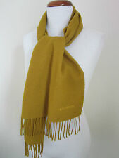 Patternless Scarf 100% Wool Scarves & Wraps for Women