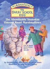 The Abominable Snowman Doesnt Roast Marshmallows