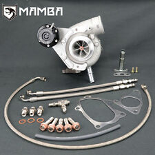 """MAMBA GTX Universal Turbo 2.2"""" Cover w/ FIT SUBARU 6cm Hsg TD04HL-20T 9B TW"""