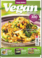 Tasty Guides VEGAN Vegitarian Recipes Healthy Meat Free Over 100 cPics Index UK
