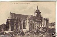 68 - cpa - COLMAR - La cathédrale Saint Martin ( i 4583)