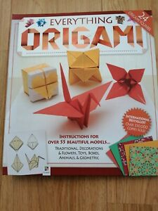 Everything Origami book