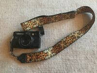 Petri Computor 35 rangefinder 35mm film camera w/fast f2.8 & 40mm lens w/Strap