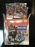2019-20 Panini Mosaic NBA Mega Pack Zion Luka Morant James Herro Silver Genesis?