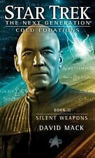 Star Trek: The Next Generation: Cold Equations: Silent Weapons: Book T-ExLibrary