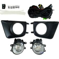 FIT 2011-2015 Isuzu Dmax D-Max Rodeo Ute Colorado Fog Lamp light Pair Set Kit