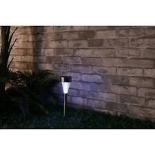 Mainstays 6-Pack Solar Holographic Pathlight