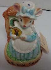 Avon Precious Moments Rabbits 1982 COLLECTOR'S CORNER w/Tag