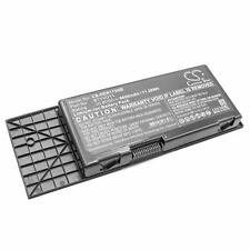 Akku Batterie 6600mAh für DELL Alienware M17x R3, M17x R3-3D, M17x R4