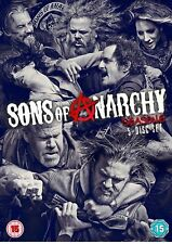 SONS OF ANARCHY - SEASON - 6 COMPLETE 5 DISC SET COLLECTION BRAND NEW UK R2 DVD