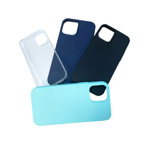 Shockproof Silicone Case Bumper Heavy Duty Cover For iPhone 12/Mini/Pro/Max
