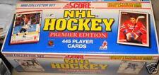 Score NHL hockey factory set 1990