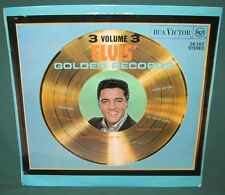 Elvis Presley Golden Records Vol 3 LP South Africa 38-183 Popular
