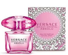 Versace Bright Crystal Absolu Eau De Parfum EDP Spray 1.7oz / 50ml sealed pack