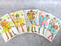 TONARI NO KAIBUTSU KUN Manga Comic Set 1-5 ROBICO Book KO