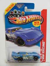 HOT WHEELS 2013 HW RACING -  RACE TEAM RESCUE DUTY BLUE