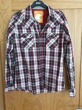 Soulcal Mens Check Shirt Medium