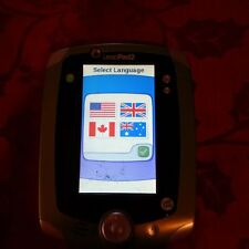 LeapFrog LeapPad 2 Explorer Kids Learning Tablet With Green Gel Case & 1 Game