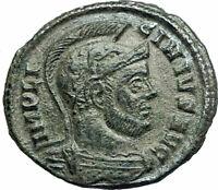 LICINIUS I Constantine the Great enemy 319AD Ancient Roman Coin Vexillum  i76067