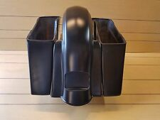 4¨Stretched Saddlebags and Rear Fender for Harley Davidson Touring 2009-2013