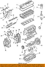 CHRYSLER OEM-Engine Timing Chain Guide MD021111
