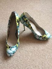 Karen Millen Stiletto Court Floral Heels for Women