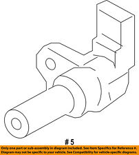 FORD OEM-Engine Camshaft Cam Position Sensor AT4Z6B288A