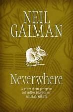Science Fiction Paperback Neil Gaiman Books