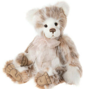 Marie, an 18 inch Bear from the 2020 Charlie Bears Secret Collection
