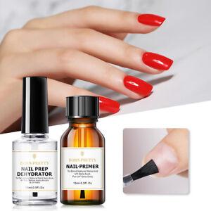 BORN PRETTY 15ml Nail Prep Dehydrator Nail- Set No Grinding Nail Art Tool