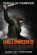 """Halloween 2 (Rob Zombie) - Movie Poster 24""""x36"""" (Free Shipping)"""