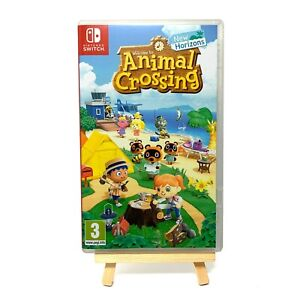 Animal Crossing - Reproduction Box Only NO Game - Switch Cover Art & Case PAL