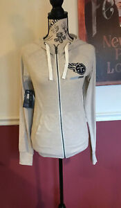 Nike Tennessee Titans Full Zip Loose Fit Jacket Size XS MSRP $70