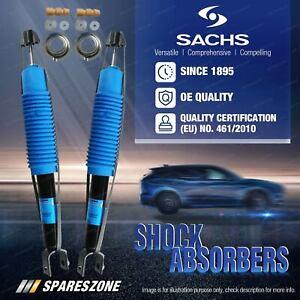 Front Sachs Shock Absorbers for Audi A4 B6 1.8 2.0 2.4 3.0 Sedan Wagon 01-08