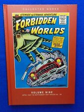 ~ Forbidden Worlds Collected Works Vol.9 Hardcover ~ Ps Artbooks ~