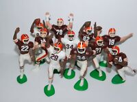 CLEVELAND BROWNS 1988/1989/1990 NFL Starting lineup figures open/loose choose