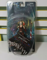 DC Direct Batman Arkham City Series 1 Harley Quinn Collector Action Figure
