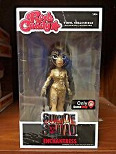 Rock Candy Suicide Squad Enchantress Game Stop Exclusive FUNKO