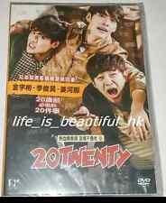 20 TWENTY - NEW DVD - KIM WOO BIN & LEE JUN HO KOREAN MOVIE ENG SUB R3