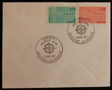 1980 Enveloppe Premier Jour Andorre