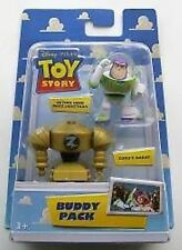 Buddy Pack Zurg's Robot  Action Hero Buzz Lighty Toy Story Disney Action Figure