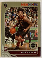 2019-20 Premium Stock Kevin Porter Jr Base Rookie RC #225 Houston Rockets KPJ