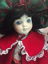 "Francine Cee 1991 LE 500 Reproduction Merrie BIG 21"" FULL Porcelain Doll MIB"
