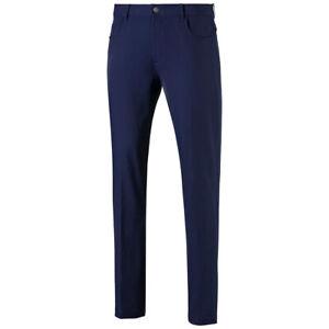 Puma Mens Jackpot 5 Pocket Golf Pant - Pick Size & Color