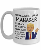 I/'m A Kitchen Manager Lets Just Assume I/'m Always Right Funny Coffee Mug 1054