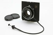 Fujifilm Fuji fujinon W 135mm f/5.6 Large Format lens From JAPAN *For parts* #20