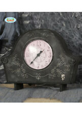 Halloween Haunted Vintage Clock Prop with Light and Sound