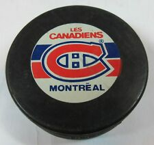 NHL Montreal Canadiens Les Canadiens Hockey Puck