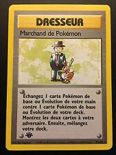Pokemon card pokemon trader 77/102 rare french wizard edition 1 new
